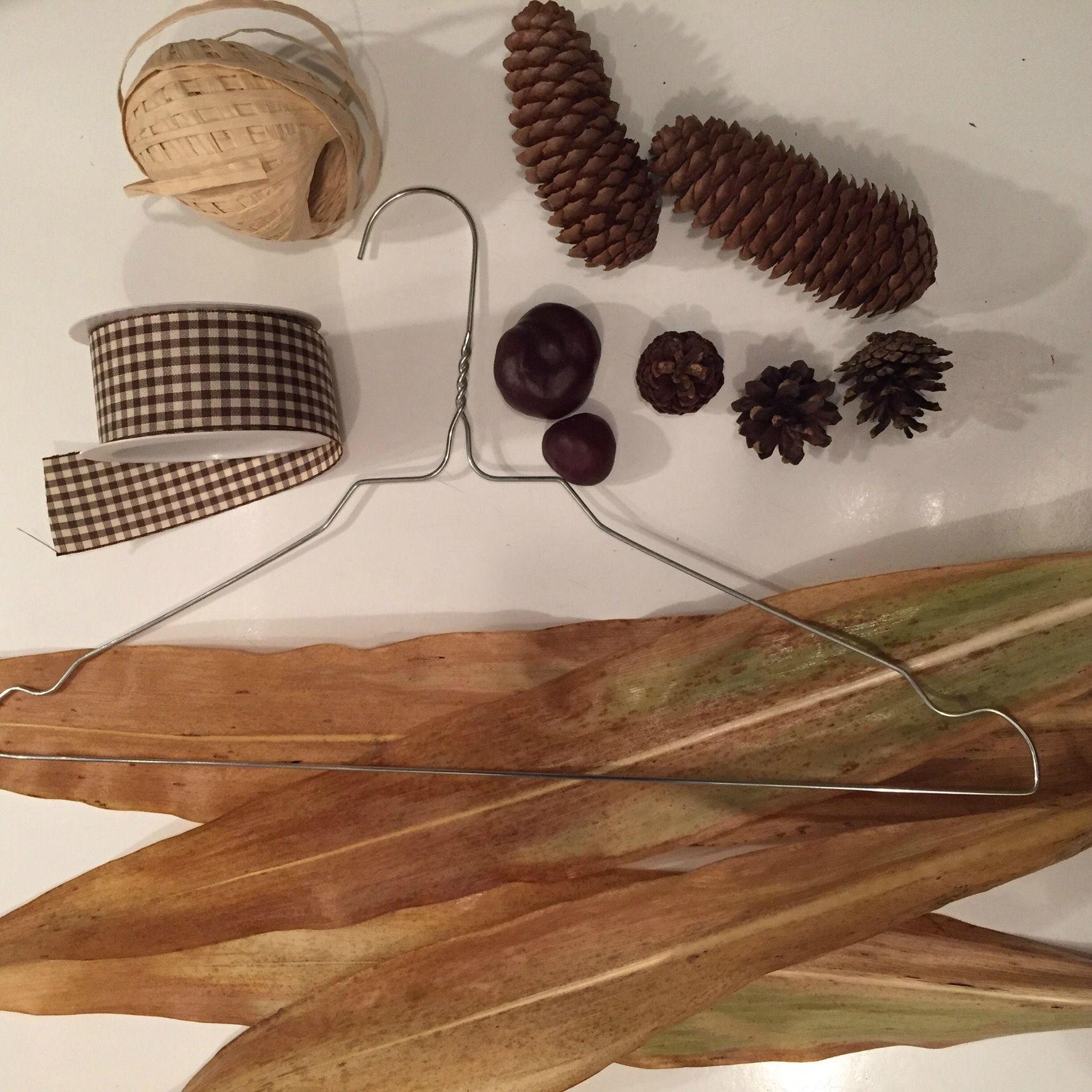 Corn Husk Wreath Elements | Венец материали| Kranz aus Maisblättern für die Tür oder Wand