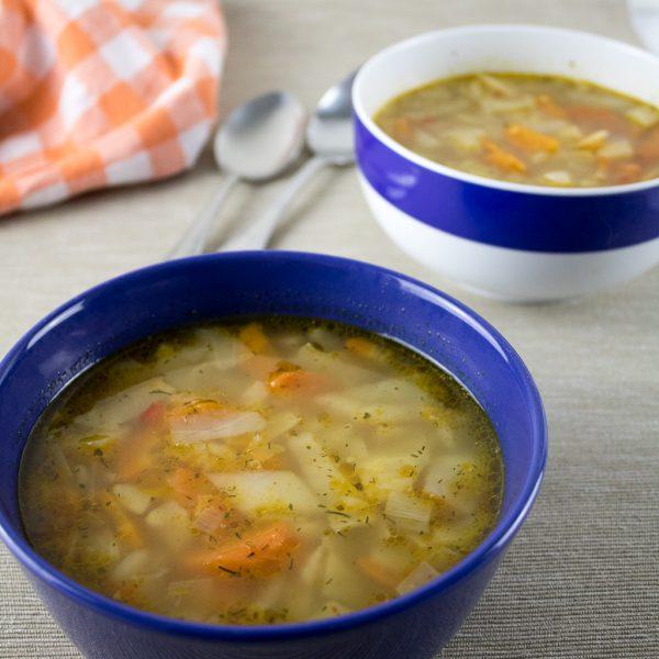 Kraut Suppe