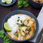 Thai Curry mit Tofu