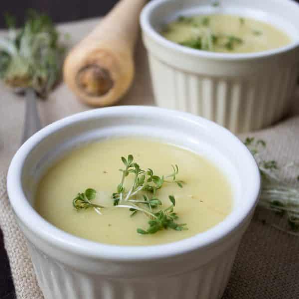 Pastinaken Creme Suppe