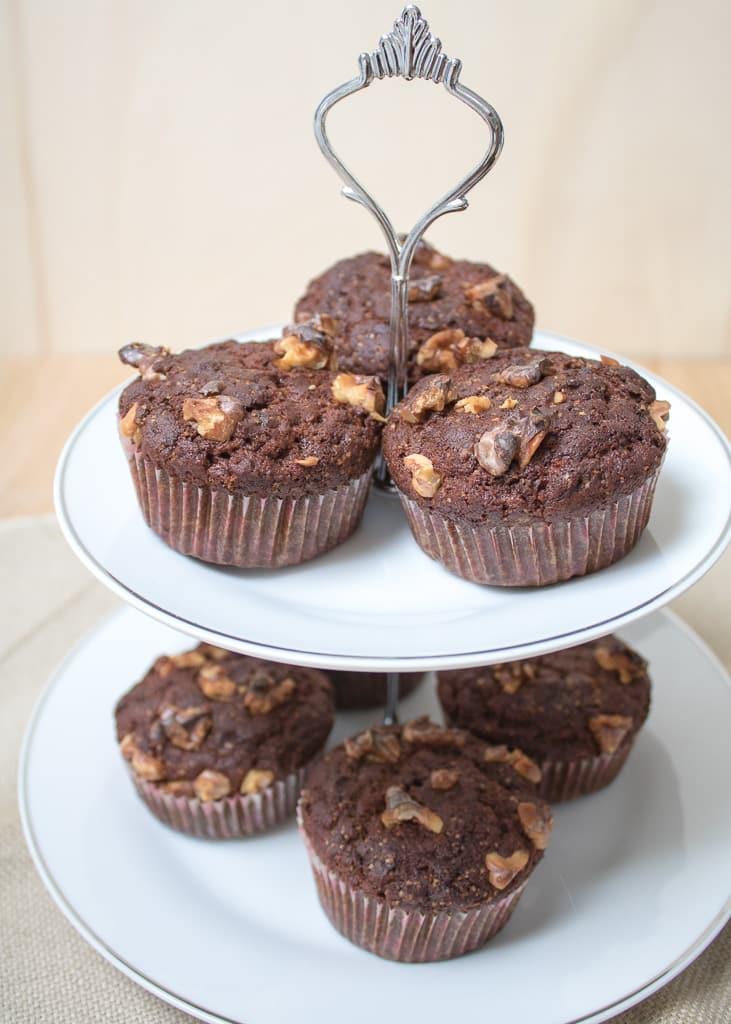 Vegan Pumpkin Muffins |Постни мъфини с тиква I vegane Kürbis Muffins