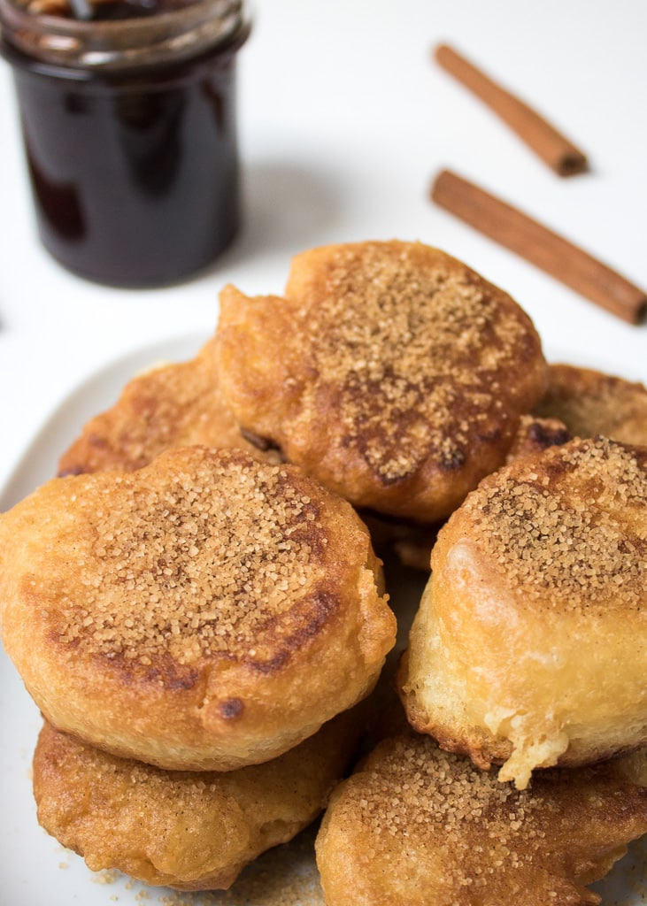 Cinnamon Donuts | бухтички с канела |