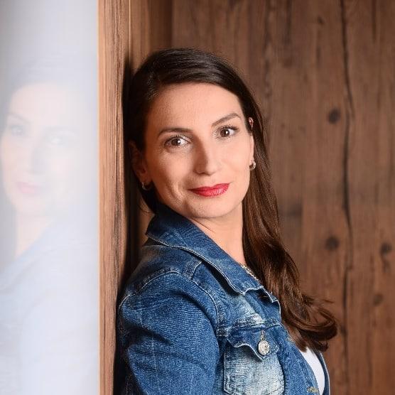 Milena Wehr, Founder of Mamunche | Milena Wehr, Gründerin von Mamunche