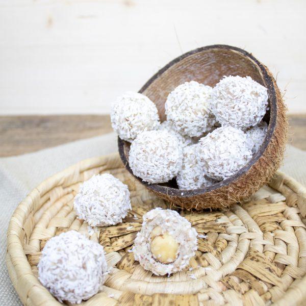 Kokosnuss Bällchen