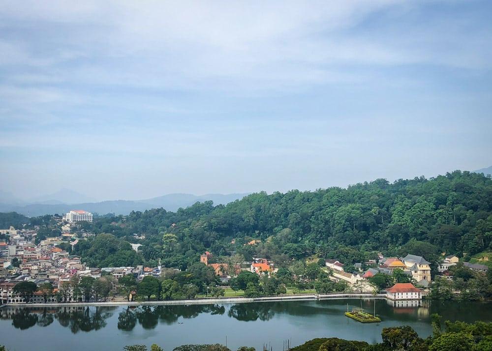 The Lake, Kandy, Sri Lanka