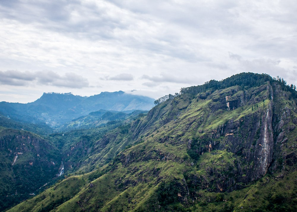 Little Adams Peak, Sri Lanka | Връх Little Adams, Елла, Шри Ланка