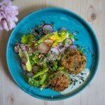 Кюфтенца от киноа | Quinoa patties | Quinoa Bratlinge
